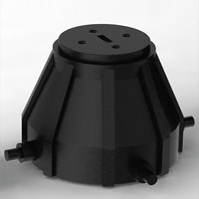 Колодец полимерный телекоммуникационный ККТ-1