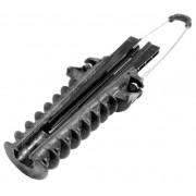 Зажим анкерный для круглых кабелей связи диам.8-10 мм, пролет до 100м