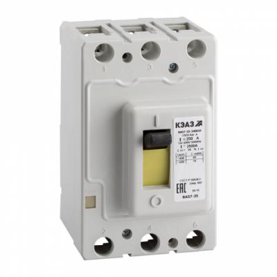 Автоматический выключатель ВА 57-35 25А