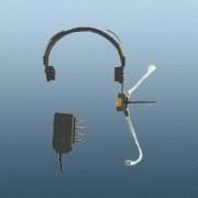 Гарнитура без шумозащиты ГБШ-2Б