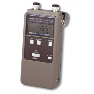 Аттенюатор оптич. перестраиваемый Haktronics Photom 781ZA (SM, 2-65 дБ, шаг 0,01 дБ)