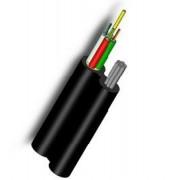 Кабель оптический ОКСНМ-10-0,1-0,22-4 (4,0) диэл. трос